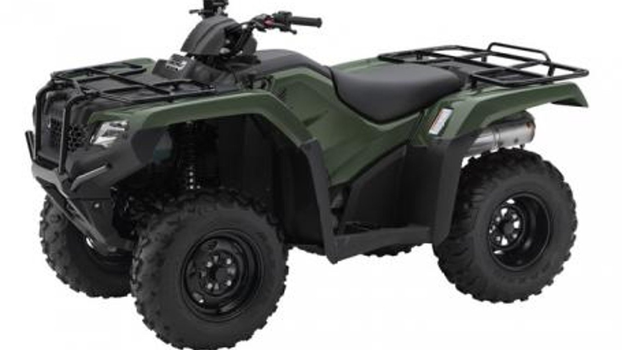 2017 Honda FourTrax Rancher 4x4 for sale 200498254