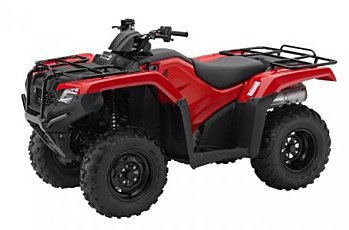 2017 Honda FourTrax Rancher 4x4 Automatic DCT EPS for sale 200498582