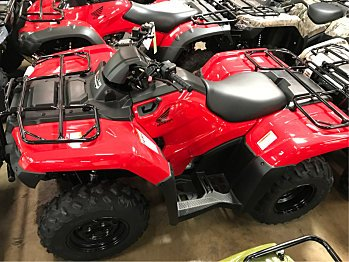 2017 Honda FourTrax Rancher for sale 200501750