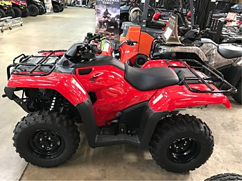 2017 Honda FourTrax Rancher for sale 200501754