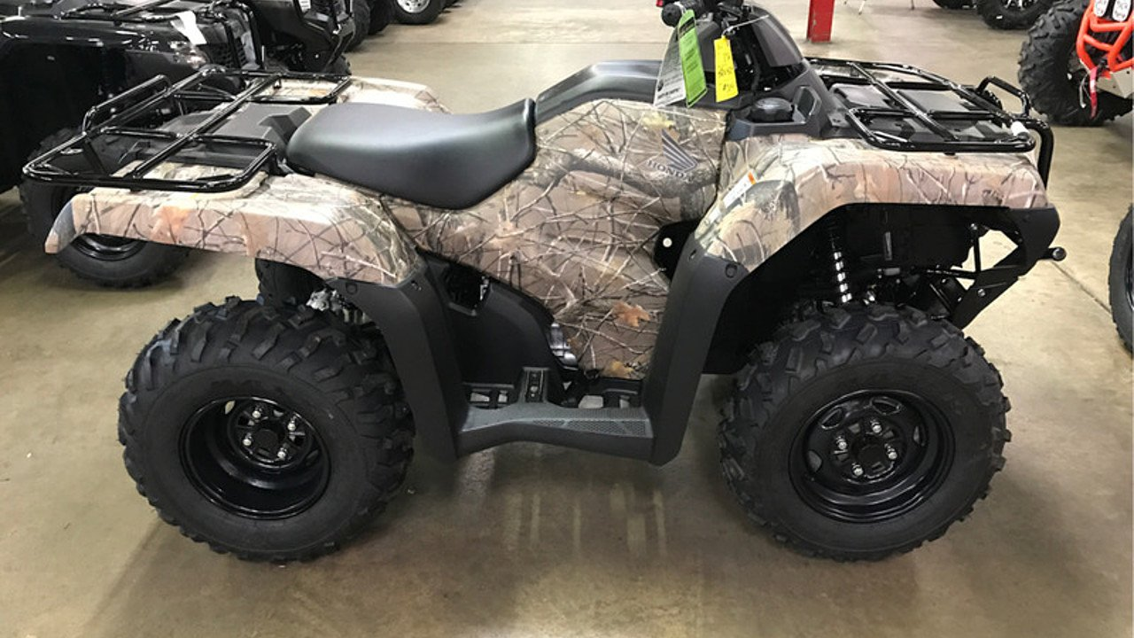 2017 Honda FourTrax Rancher for sale 200501807