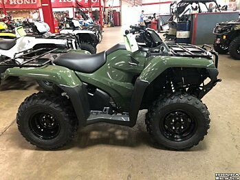 2017 Honda FourTrax Rancher for sale 200501809