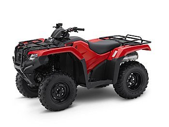 2017 Honda FourTrax Rancher for sale 200510434