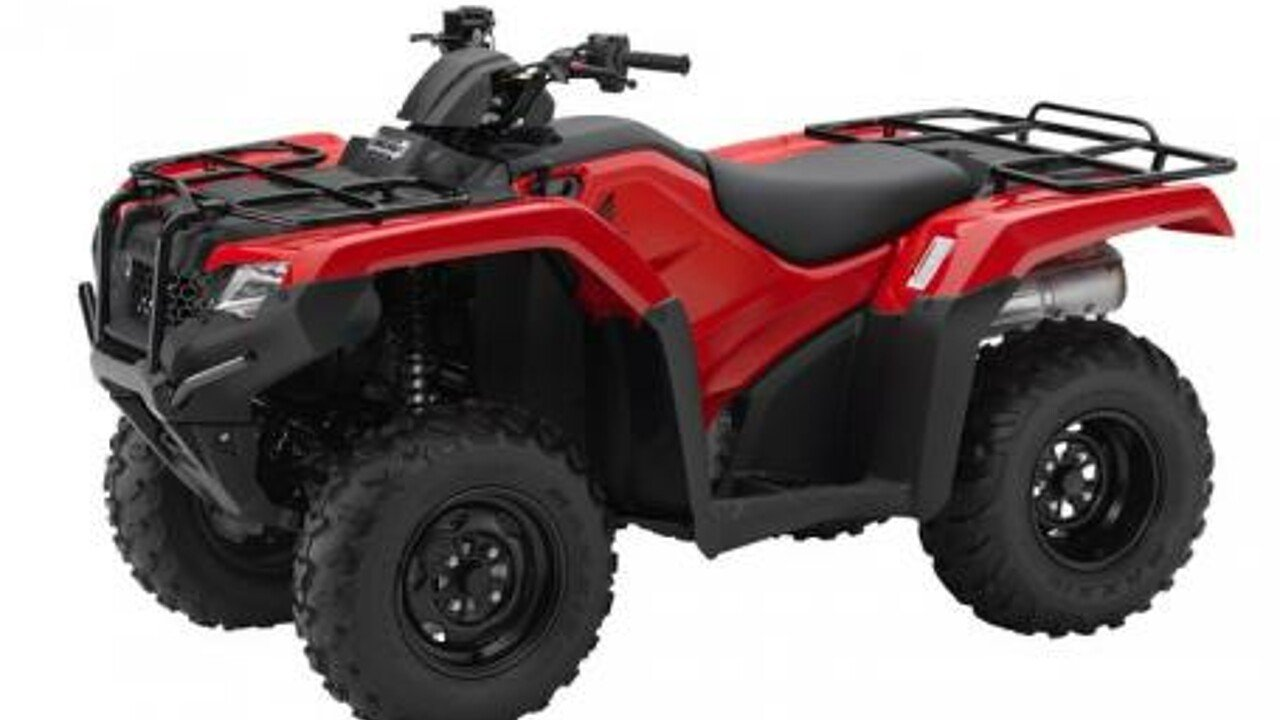 2017 Honda FourTrax Rancher 4x4 Automatic DCT EPS for sale 200514564