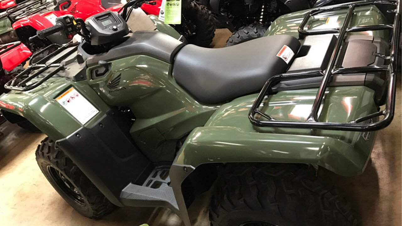 2017 Honda FourTrax Rancher for sale 200515711