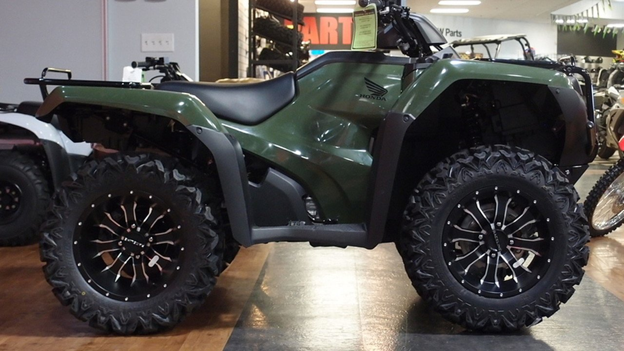 2017 Honda FourTrax Rancher 4x4 Automatic DCT EPS for sale 200515992
