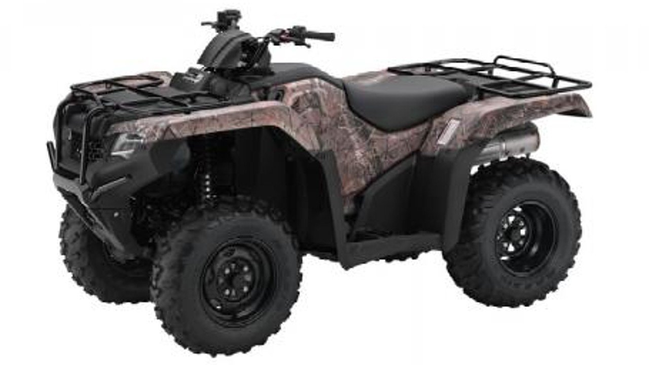 2017 Honda FourTrax Rancher 4x4 for sale 200519767
