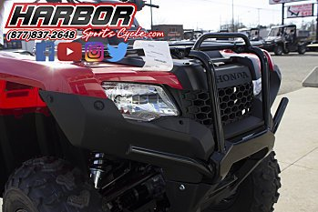 2017 Honda FourTrax Rancher 4x4 for sale 200522255