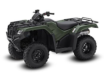 2017 Honda FourTrax Rancher 4x4 ES for sale 200537120