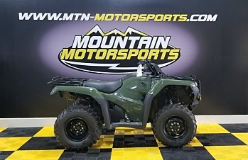 2017 Honda FourTrax Rancher 4x4 Automatic DCT EPS for sale 200541008