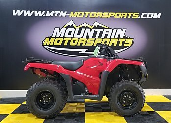 2017 Honda FourTrax Rancher 4x4 ES for sale 200541016