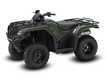 2017 Honda FourTrax Rancher for sale 200546225
