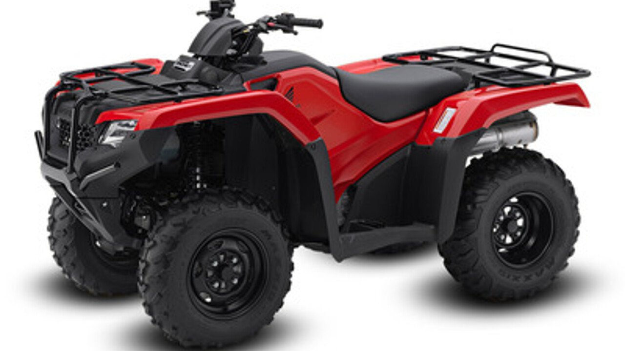2017 Honda FourTrax Rancher for sale 200552875