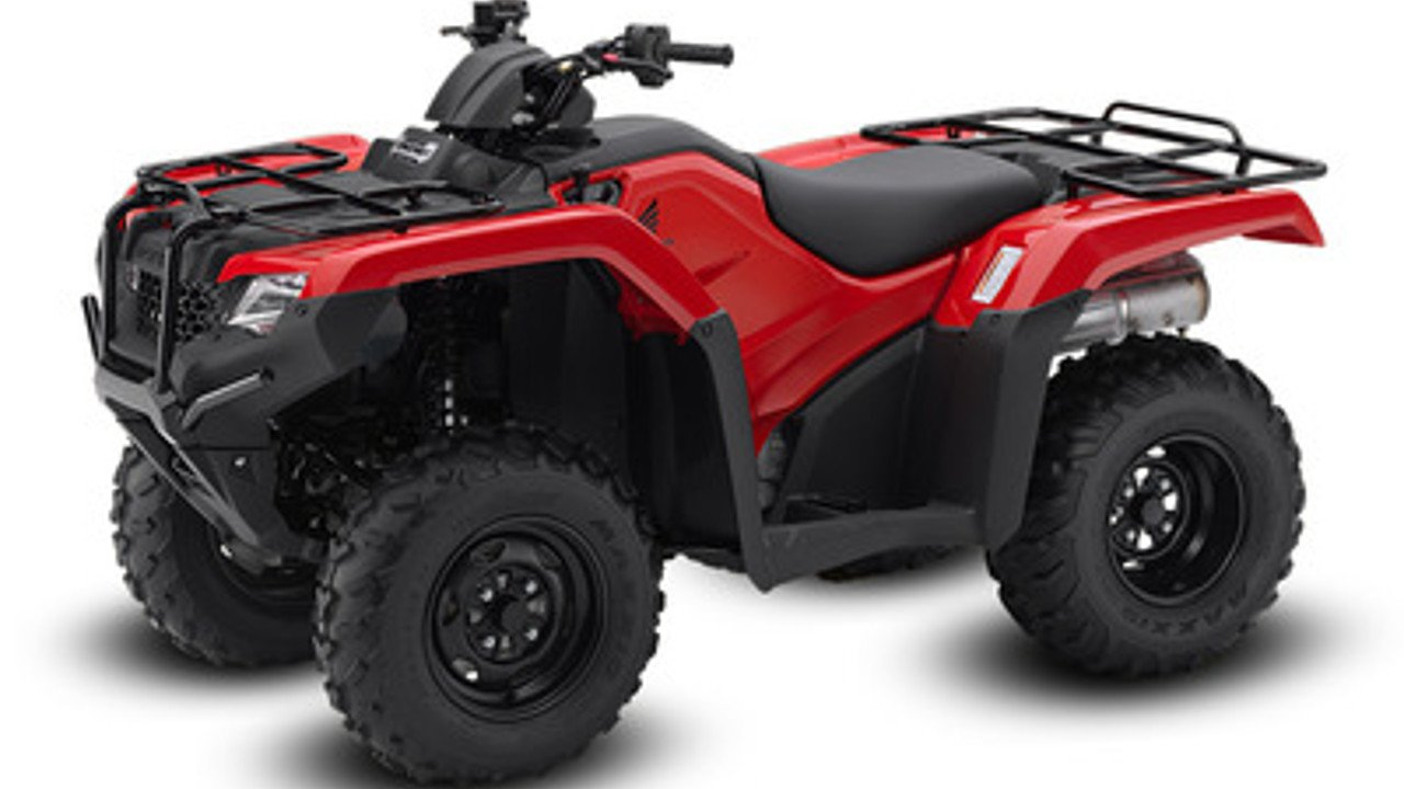 2017 Honda FourTrax Rancher 4x4 ES for sale 200554753
