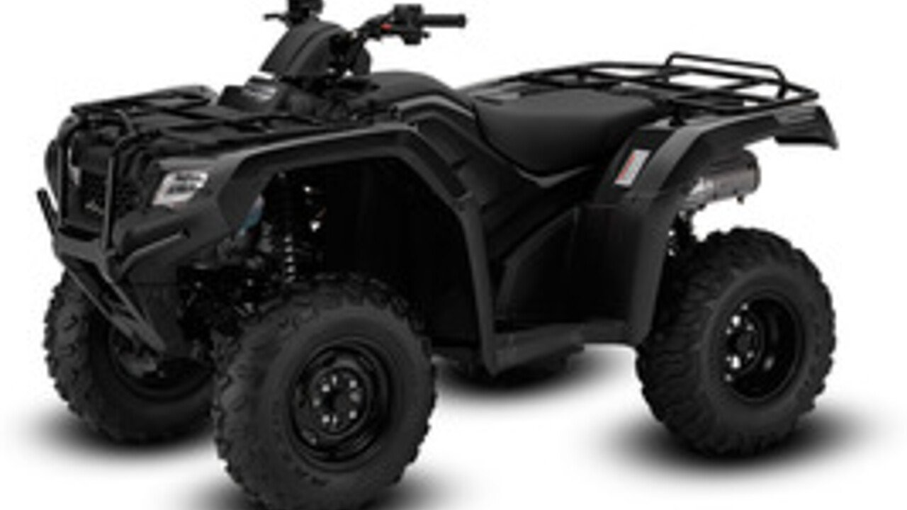 2017 Honda FourTrax Rancher for sale 200561306