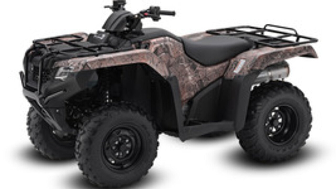2017 Honda FourTrax Rancher for sale 200561315