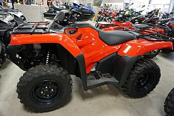 2017 Honda FourTrax Rancher 4x4 Automatic DCT EPS for sale 200581536