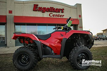 2017 Honda FourTrax Rancher 4x4 Automatic DCT IRS for sale 200582107