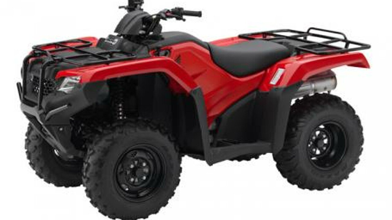 2017 Honda FourTrax Rancher 4x4 for sale 200584865