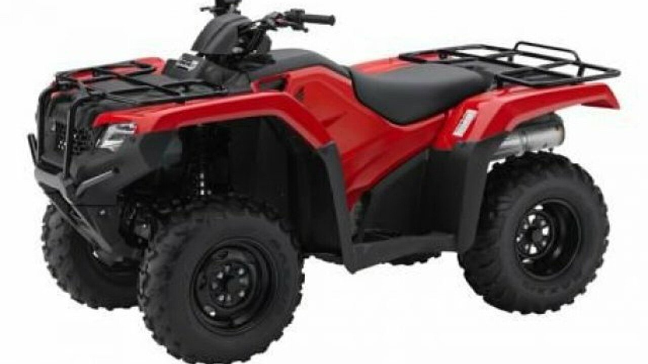 2017 Honda FourTrax Rancher for sale 200587863