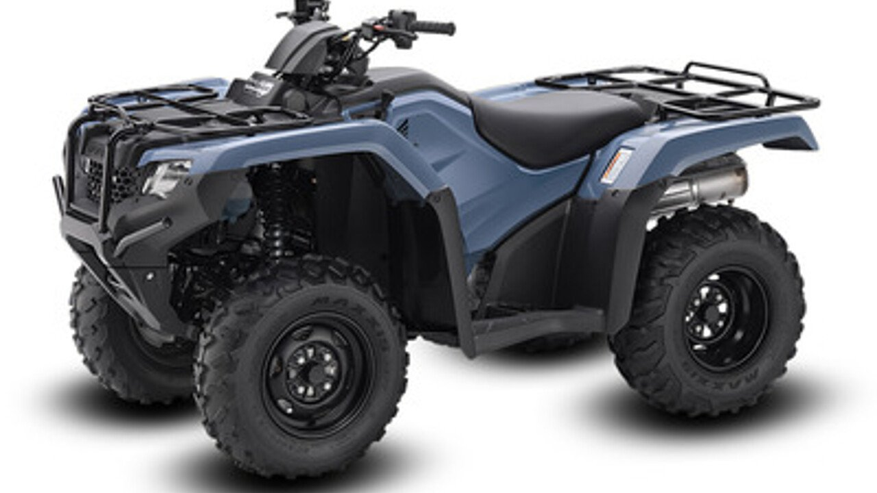 2017 Honda FourTrax Rancher 4x4 Automatic DCT EPS for sale 200595131