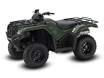 2017 Honda FourTrax Rancher for sale 200607137