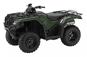 2017 Honda FourTrax Rancher 4x4 Automatic DCT EPS for sale 200619509