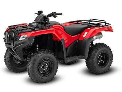 2017 Honda FourTrax Rancher for sale 200437296
