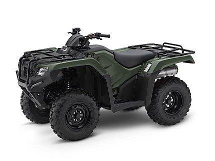 2017 Honda FourTrax Rancher for sale 200446480