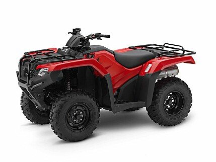2017 Honda FourTrax Rancher for sale 200446483