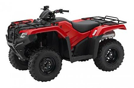 2017 Honda FourTrax Rancher 4X4 for sale 200498576