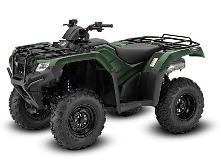 2017 Honda FourTrax Rancher 4x4 Automatic DCT IRS for sale 200604868