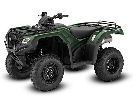 2017 Honda FourTrax Rancher 4x4 Automatic DCT IRS for sale 200639084