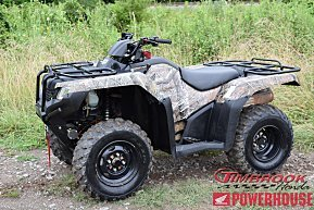 2017 Honda FourTrax Rancher 4x4 for sale 200643786