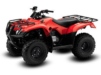 2017 Honda FourTrax Recon for sale 200463042