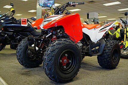 2017 Honda FourTrax Recon for sale 200396210