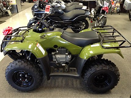 2017 Honda FourTrax Recon for sale 200396459