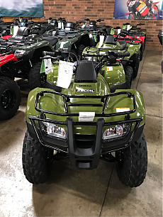 2017 Honda FourTrax Recon for sale 200396500