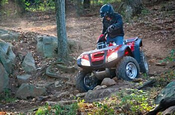2017 Honda FourTrax Rincon for sale 200608469