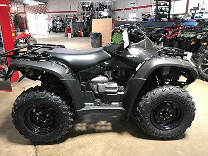 2017 Honda FourTrax Rincon for sale 200502016