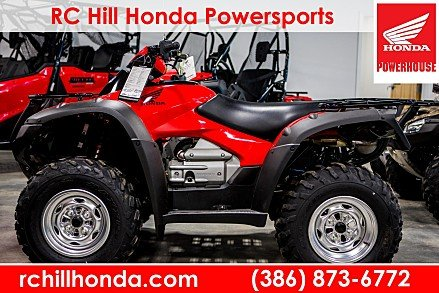 2017 Honda FourTrax Rincon for sale 200532412