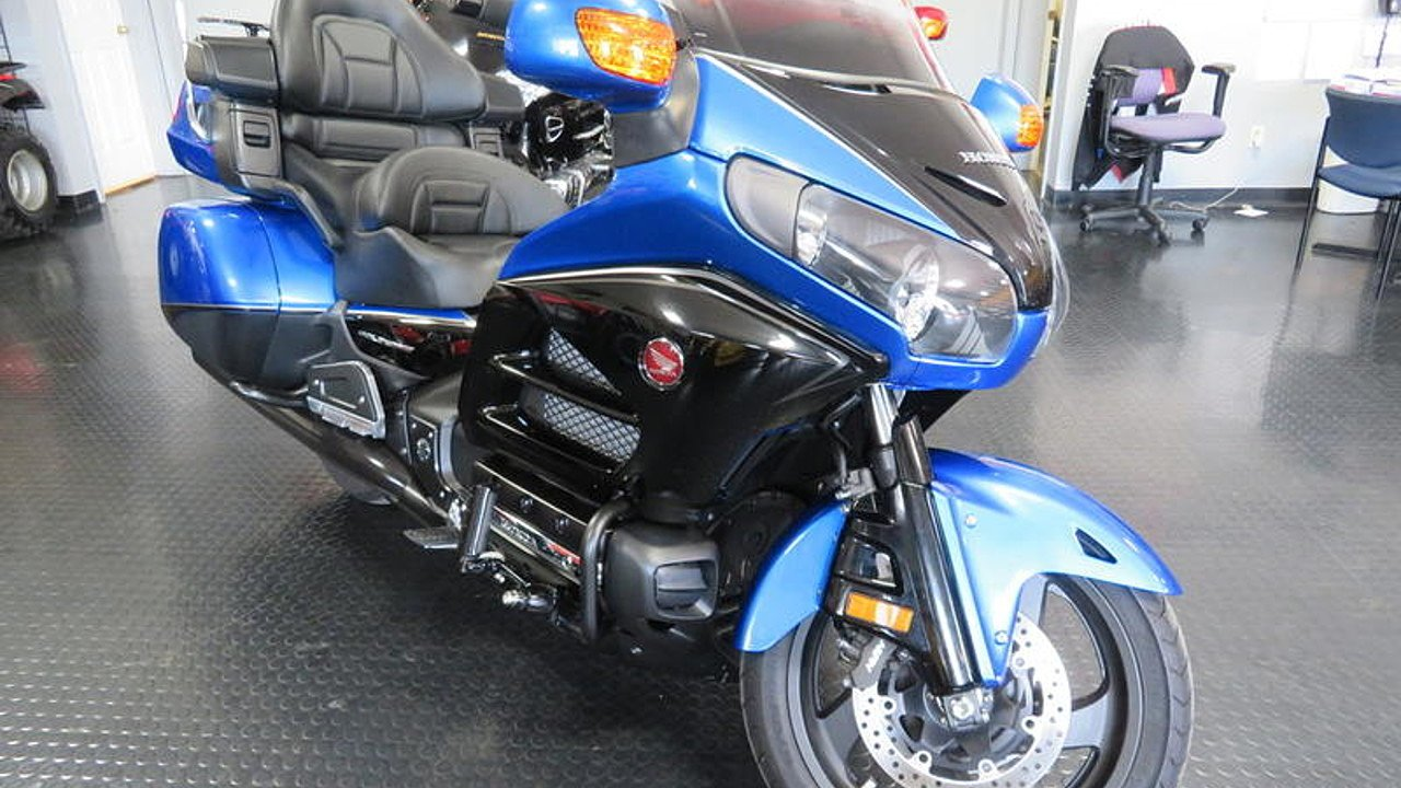 2017 Honda Gold Wing for sale 200621739