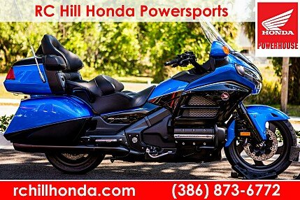 2017 Honda Gold Wing Audio Comfort for sale 200532329