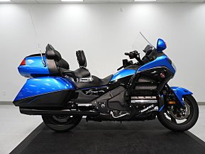 2017 Honda Gold Wing Audio Comfort for sale 200640596