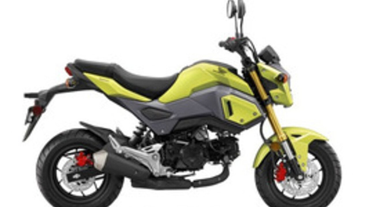 2017 Honda Grom for sale 200502011