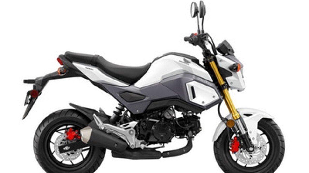 2017 Honda Grom for sale 200502011