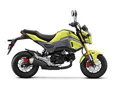 2017 Honda Grom for sale 200501970