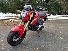 2017 Honda Grom for sale 200519047