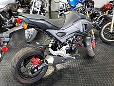 2017 Honda Grom for sale 200604455