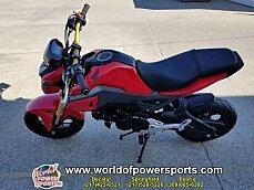 2017 Honda Grom for sale 200636957